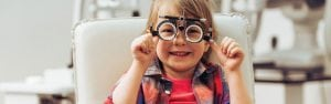 Visit eye doctor at Kofsky Optometry for an eye examination