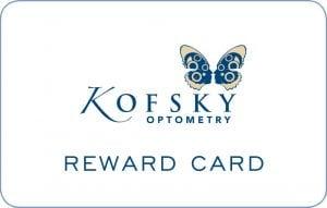 kofsky reward card
